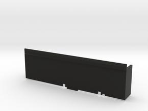 CMAX+XJ Right Lower Tray in Black Natural Versatile Plastic