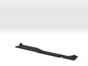 CMAX+XJ Right Inner Tray in Black Natural Versatile Plastic