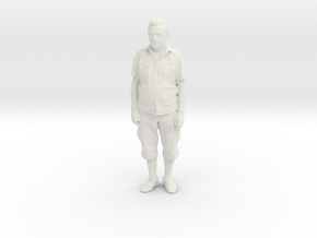 Printle C Homme 138 - 1/24 - wob in White Natural Versatile Plastic