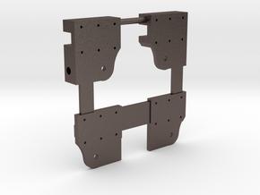Mogul - Crosshead L & R .625 Plus 1% in Polished Bronzed Silver Steel