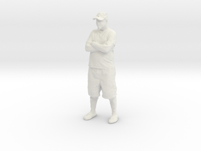 Printle C Homme 155 - 1/24 - wob in White Natural Versatile Plastic