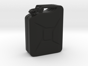 5-Gallon-Jerry-Can Type2 in Black Natural Versatile Plastic