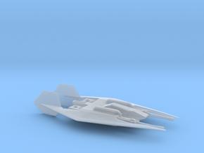 Narn Frazi Fighter (Babylon 5) HiRez, 1/270 in Smooth Fine Detail Plastic