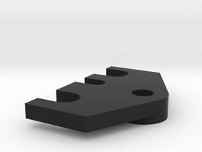 Ascender Bronco Rear Light - Retainer Right in Black Natural Versatile Plastic