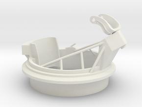 Best Cost 1/24 20mm Mount Mk-12 MOD 1 in White Natural Versatile Plastic