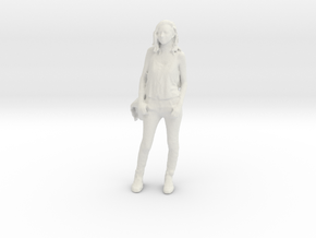 Printle C Femme 249 - 1/24 - wob in White Natural Versatile Plastic