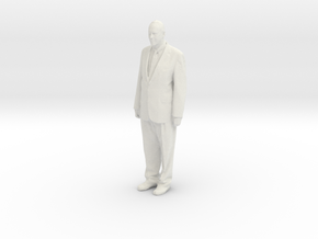 Printle C Homme 183 - 1/24 - wob in White Natural Versatile Plastic