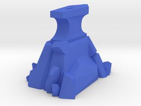 Mystic Anvil  in Blue Processed Versatile Plastic