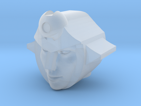 Firestar head For CW Truck in Smooth Fine Detail Plastic