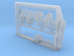 Unimog Streuer Streuwerk in Smooth Fine Detail Plastic
