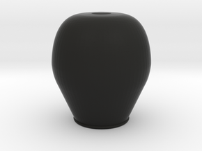 Railbox Knob in Black Strong & Flexible