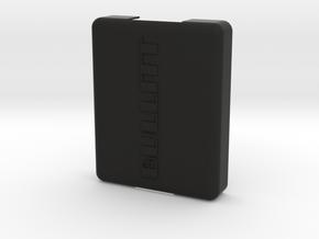 2001 Mustang Fuse Box Cover – Bullitt in Black Natural Versatile Plastic