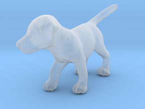 1/12 Puppy in Smooth Fine Detail Plastic: 1:24