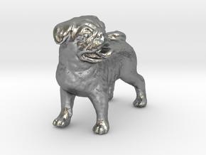 1/24 Bulldog in Natural Silver