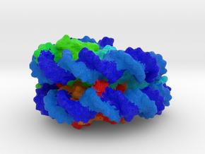 Nucleosome in Full Color Sandstone