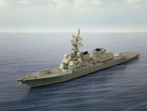 1/2000 USS Arleigh Burke in Smooth Fine Detail Plastic: 1:2000