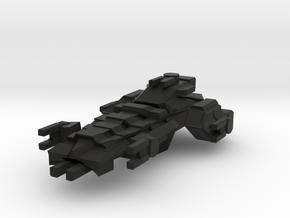 Colour Imperial Destroyer in Black Natural Versatile Plastic