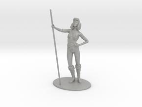 Diana (Acrobat) Miniature in Aluminum: 1:60.96
