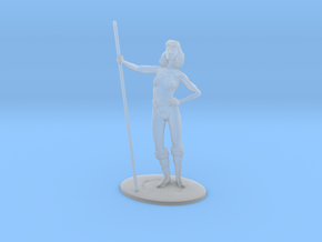 Diana (Acrobat) Miniature in Smooth Fine Detail Plastic: 1:60.96