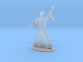 Magic-User Miniature in Smoothest Fine Detail Plastic: 1:60.96