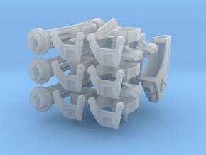 Tsunami Squad Upgrade Kit 2.0 (Full) in Smooth Fine Detail Plastic