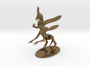 Gharton Miniature in Natural Bronze: 1:60.96