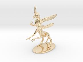 Gharton Miniature in 14k Gold Plated Brass: 1:60.96