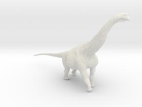 Alamosaurus (Medium / Large / Extra Large size) in White Strong & Flexible: Extra Large