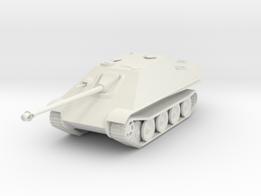 SD.Kfz. 173 Jagdpanther in White Natural Versatile Plastic