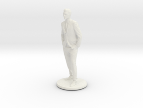 Printle C Homme 005 - 1/56 in White Strong & Flexible