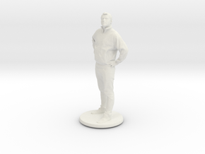 Printle C Homme 010 - 1/32 in White Strong & Flexible