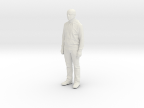 Printle C Homme 265-w/o base in White Strong & Flexible