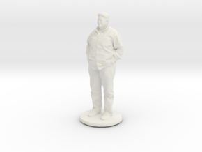 Printle C Homme 011 - 1/20 in White Strong & Flexible