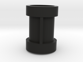Steel Cup in Black Natural Versatile Plastic