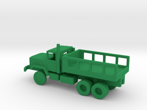 1/200 Scale M929 Cargo Truck in Green Strong & Flexible Polished