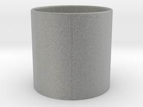 Mug in Metallic Plastic