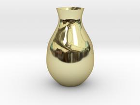 Vase in 18k Gold