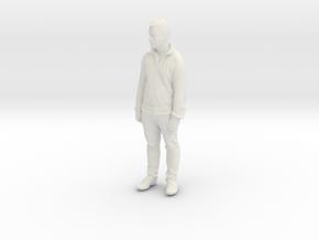 Printle C Homme 269 - 1/24 - wob in White Natural Versatile Plastic