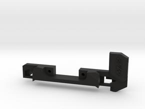 ROG Asus Gaming M.2 Fan Holder for NGFF M2 SSD in Black Natural Versatile Plastic