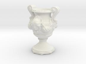 Printle Thing Garden Jar 1/24 in White Natural Versatile Plastic