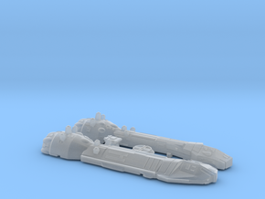 1/2256 Lancer Frigate in Smooth Fine Detail Plastic