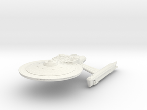 Ares A Refit in White Natural Versatile Plastic