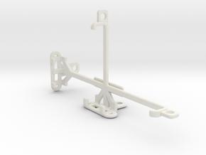 Allview P6 Lite tripod & stabilizer mount in White Natural Versatile Plastic