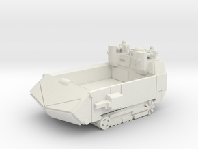 Saint Assault Transport in White Natural Versatile Plastic