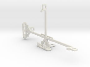 Vodafone Smart Platinum 7 tripod mount in White Natural Versatile Plastic