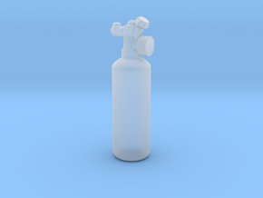 NOS Bottle - 1/10 in Smooth Fine Detail Plastic