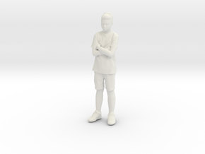Printle C Kid 011 - 1/24 - wob in White Natural Versatile Plastic