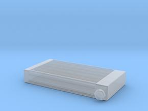 Radiator Promod 1/25 in Smooth Fine Detail Plastic