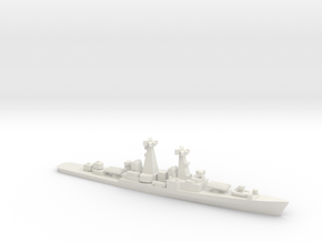 Kynda-class cruiser (1980), 1/12400 in White Natural Versatile Plastic