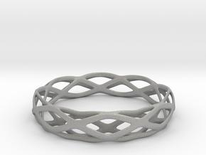 Magic Bracelet in Aluminum
